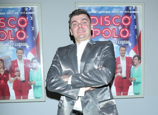 """Tomasz 'Niecik' Niecikowski, """"król disco polo"""" /MWMedia"""