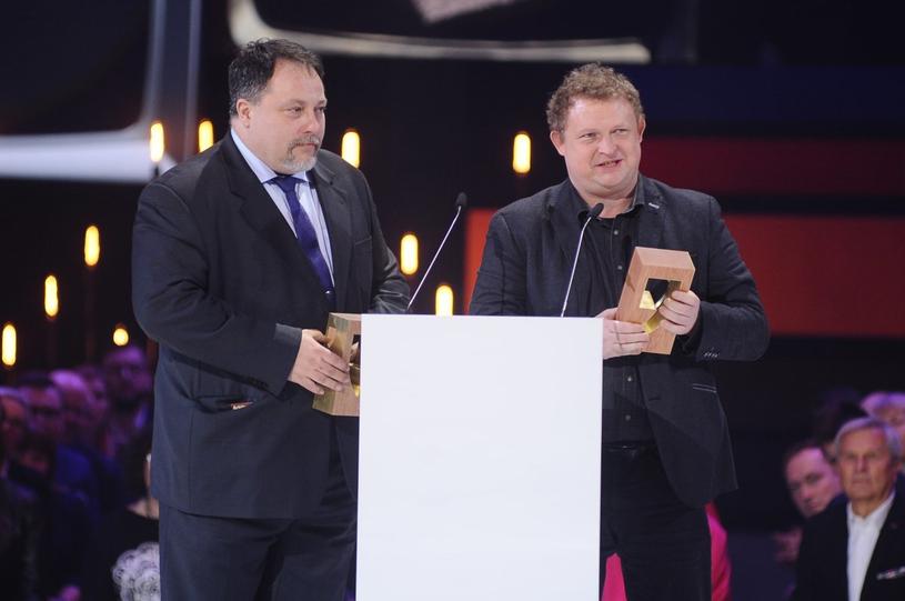 Tomasz Piąrek podczas gali Bestsellery Empiku /Piotr Andrzejczak /MWMedia