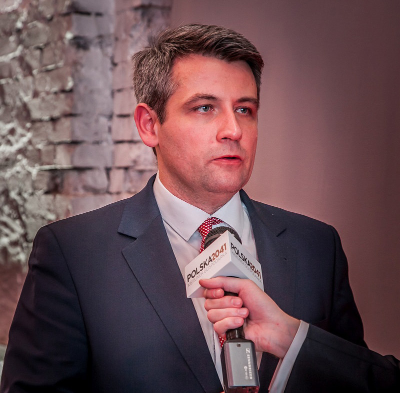 Tomasz Pisula, prezes PAIZ /INTERIA.PL