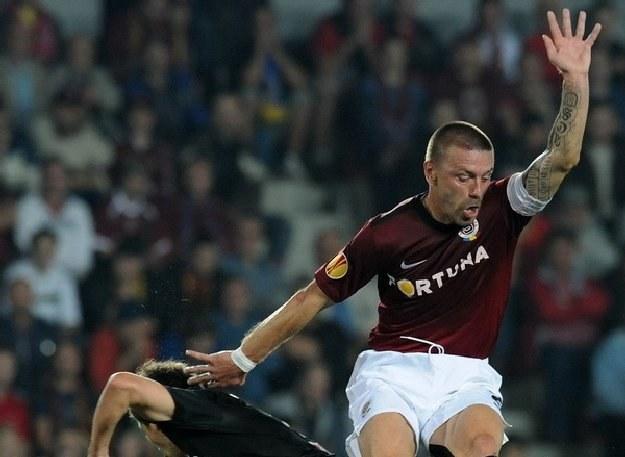 Tomasz Rzepka nie jest grzecznym chłopcem /AFP