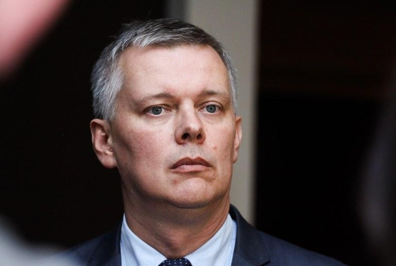 Tomasz Siemoniak, były szef MON /Reporter