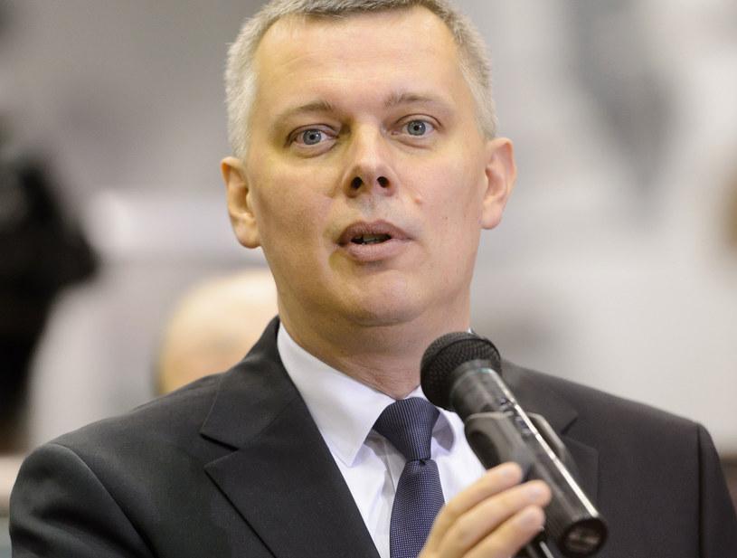 Tomasz Siemoniak /Jakub Kaczmarczyk /PAP