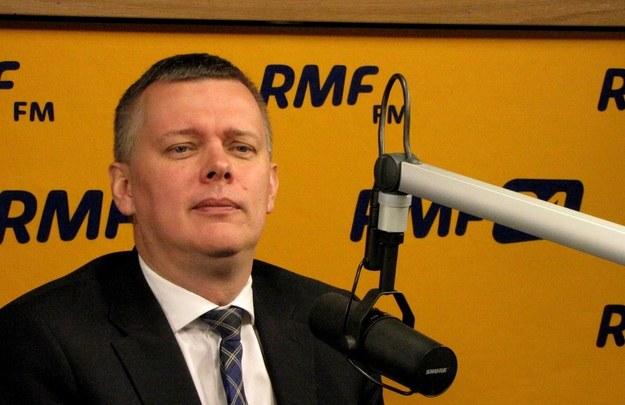 Tomasz Siemoniak /RMF FM
