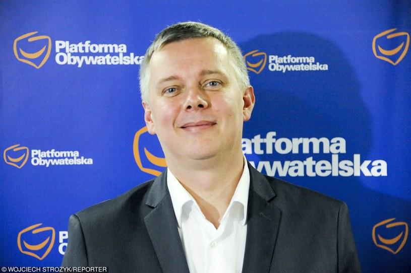 Tomasz Siemoniak /Wojciech Strozyk/REPORTER /East News