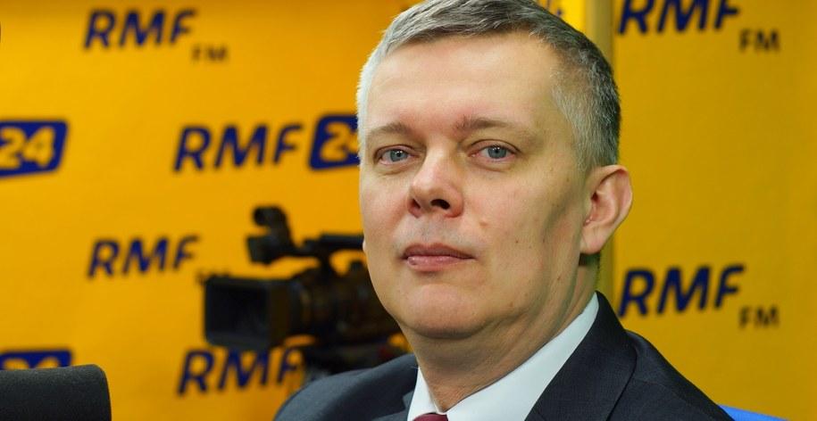 Tomasz Siemoniak /Michał Dukaczewski /Archiwum RMF FM