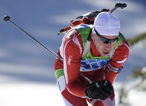 Tomasz Sikora nie załamuje rąk po wynikach w Vancouver /AFP