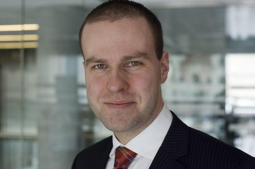 Tomasz Starus, członek zarządu Euler Hermes /&nbsp