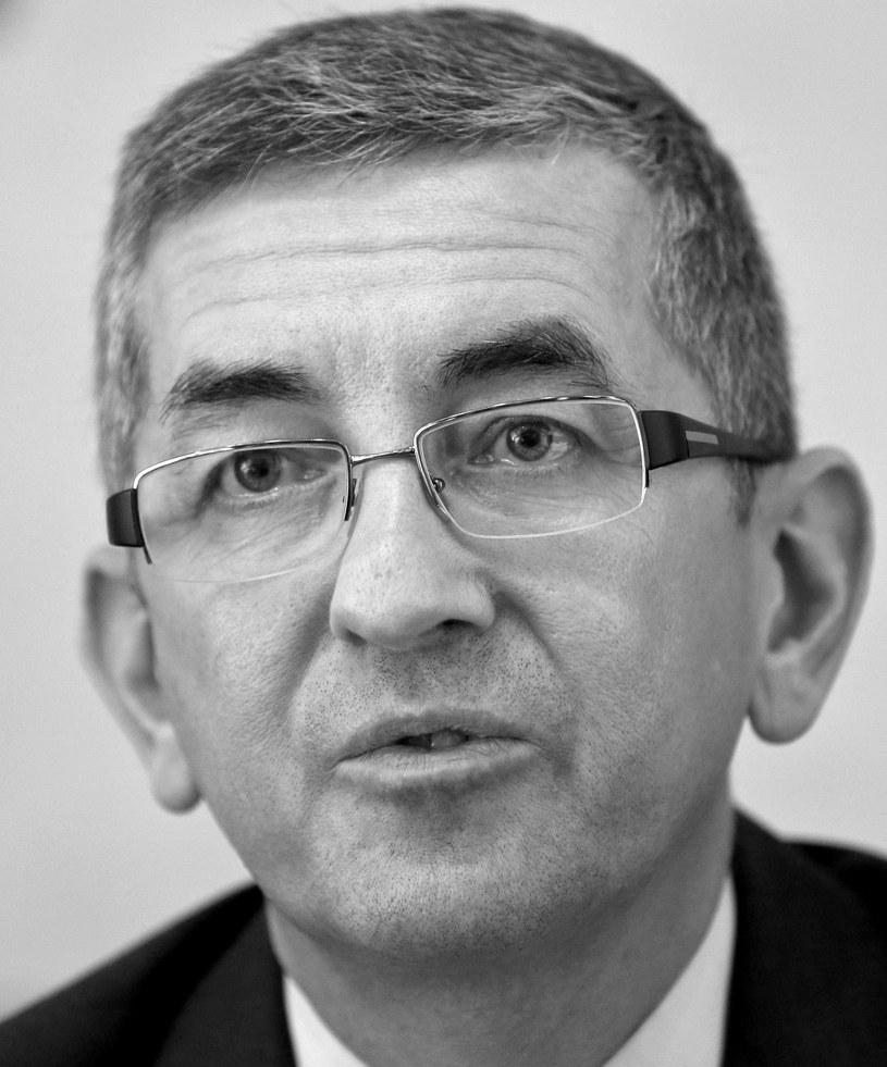 Tomasz Tomczykiewicz fot. z 2012 roku /Rafał Guz /PAP