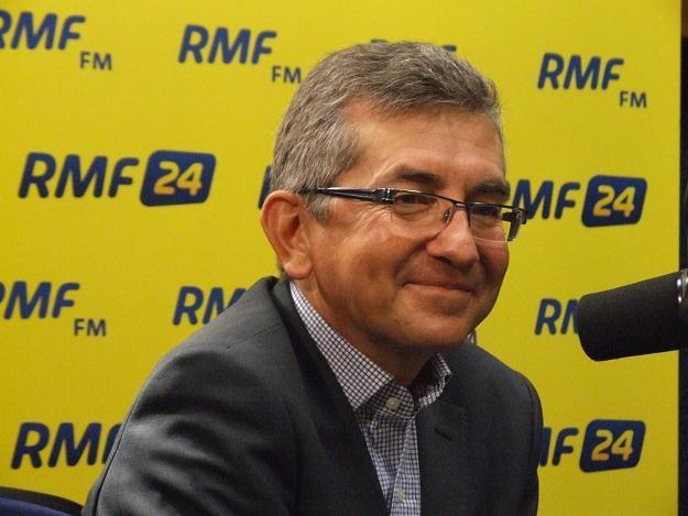 Tomasz Tomczykiewicz /RMF