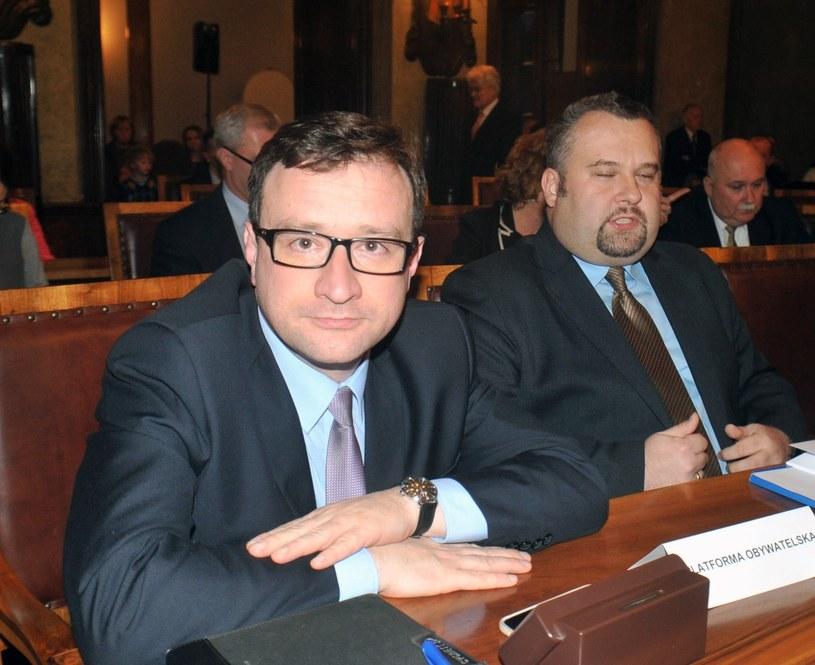 Tomasz Urynowicz /Marek Lasyk  /Reporter
