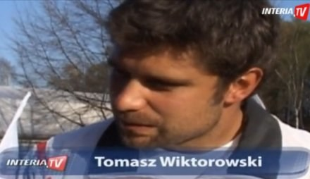 Tomasz Wiktorowski. /INTERIA.PL