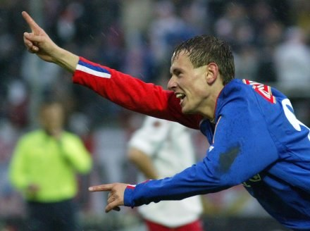 Tomasz Zahorski,FOT.Kamil Jóźwiak /Agencja Przegląd Sportowy