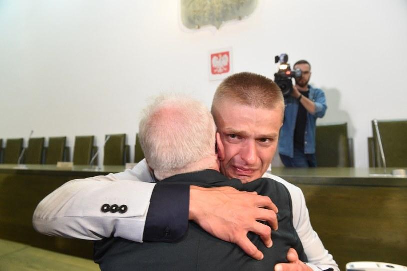 Tomasza Komendę 18 lat spędził w więzieniu /Jacek Domiński /Reporter
