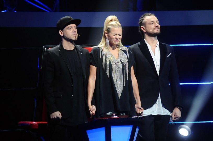 Tomson, Maria Sadowska i Baron /VIPHOTO /East News