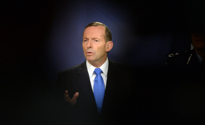 Tony Abbott /AFP