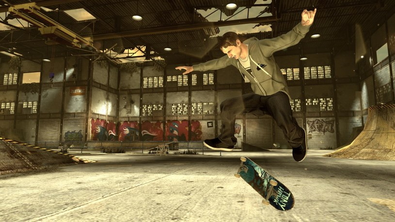 Tony Hawk's Pro Skater HD /materiały prasowe