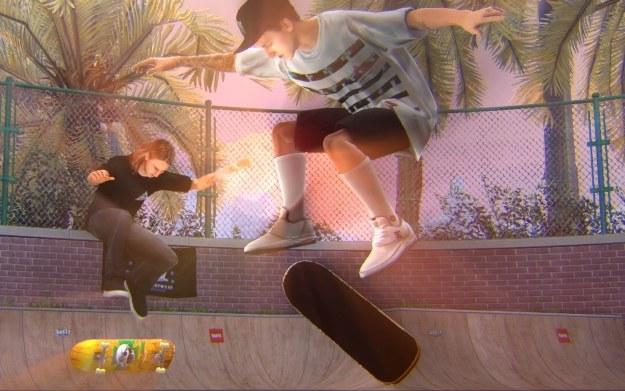 Tony Hawk's Pro Skater /materiały prasowe