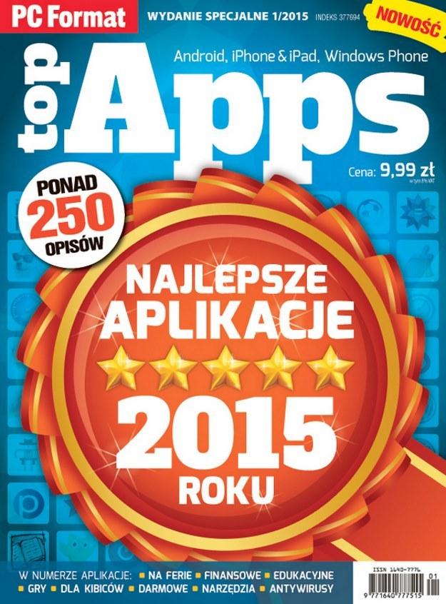 Top Apps 1/2015 /materiały prasowe