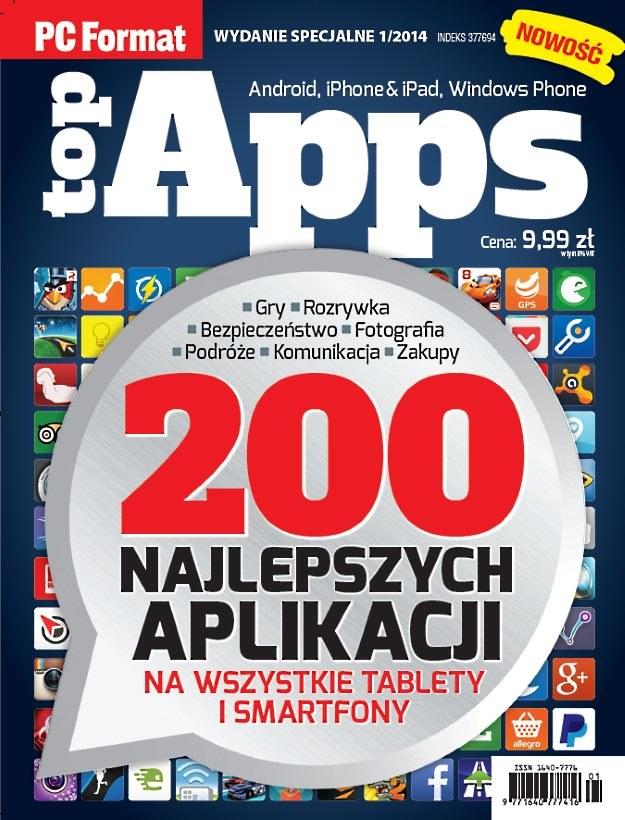 Top Apps - dostępne w sprzedaży od 22 października /materiały prasowe