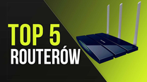 Top pięć routerów - jak przyspieszyć domowy Internet
