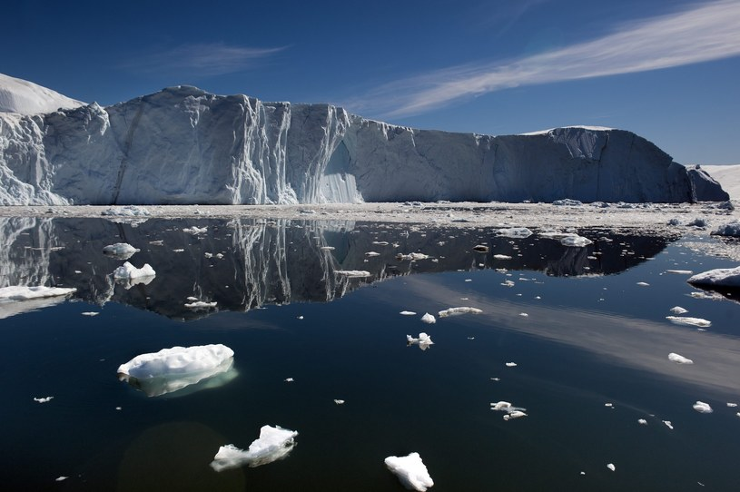 Topnienie lodowców; zdj. ilustracyjne /THIERRY SUZAN /East News