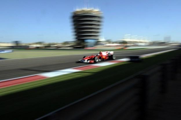 Tor w Bahrainie /AFP