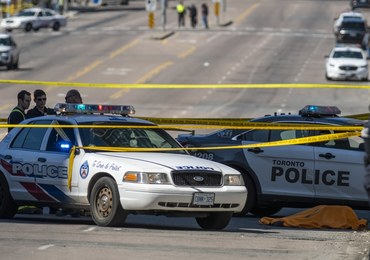 Toronto: Auto wjechało w przechodniów, są zabici