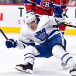Toronto Maple Leafs przerwały serię 14 porażek z Canadiens