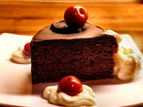Tort Sachera od blisko 200 lat zachwyca nie tylko wiedeńczyków  /© Panthermedia