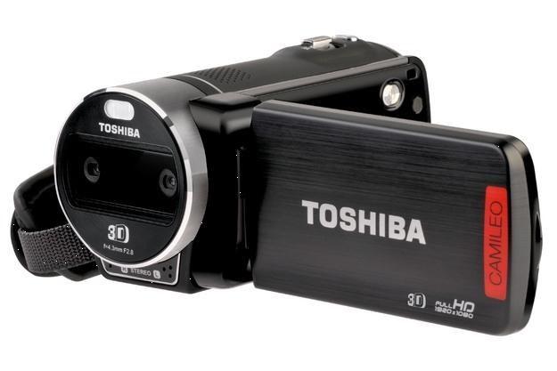 Toshiba Camileo Z100 /materiały prasowe