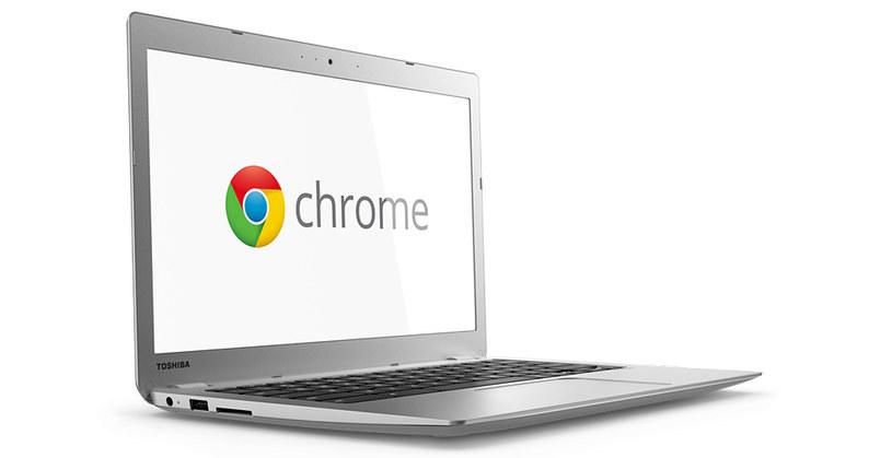 Toshiba Chromebook 2 /materiały prasowe