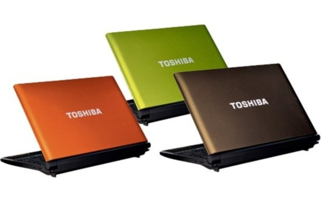 Toshiba NB550D /materiały prasowe
