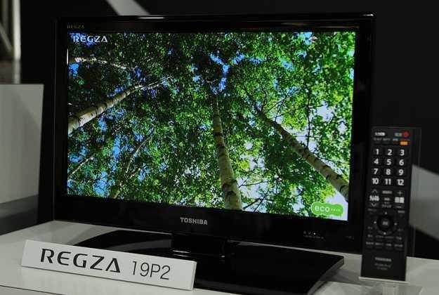 Toshiba Regza 19P2 /HDTVmania.pl
