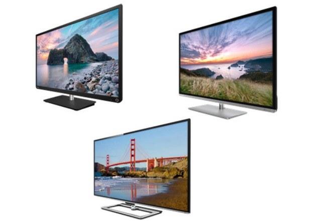 Toshiba W4, L6 oraz L7 - nowa linia zaprezentowana podczas Toshiba World /materiały prasowe