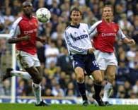 Tottenham - Arsenal 1:1