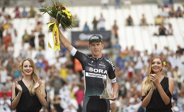 Tour de France: Triumf Bodnara, tuż za nim na metę dotarł Kwiatkowski