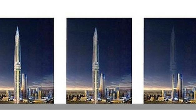Tower Infinity ma być pierwszym niewidzialnym wieżowcem na świecie /instalki.pl