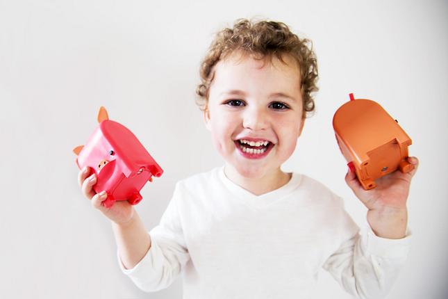 Toymail da najmłodszym wiele frajdy. /materiały prasowe