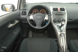 Toyota Auris 1.6 - test