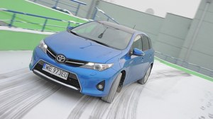 Toyota Auris 1.6 Valvematic 130 Dynamic - test