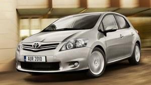 Toyota Auris FL - pierwsza jazda