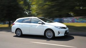 Toyota Auris Hybrid Touring Sports - test