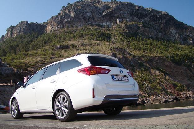 Toyota Auris Touring Sports na Majorce /INTERIA.PL