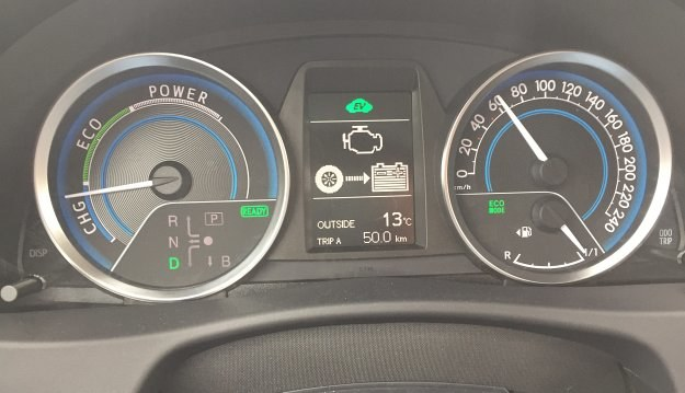 Toyota Auris /Motor