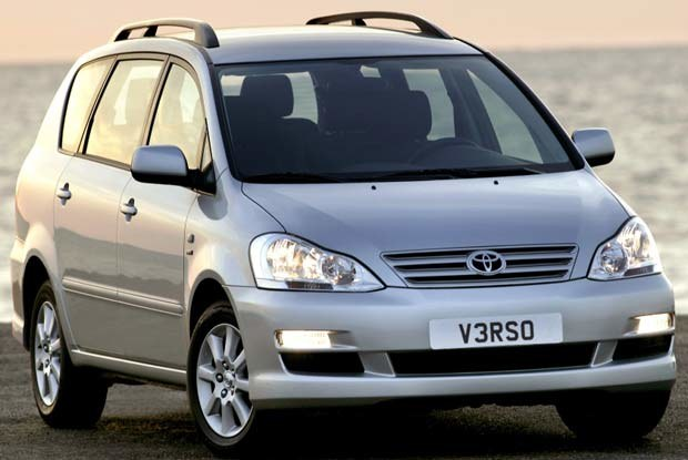 Toyota Avensis Verso (kliknij) /INTERIA.PL