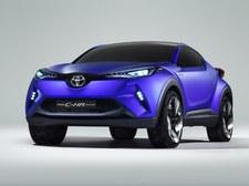 Toyota C-HR Concept. Nowy konkurent Qashqaia?