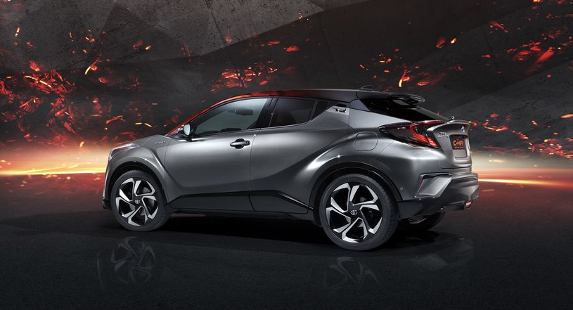 Toyota C-HR Hy-Power /