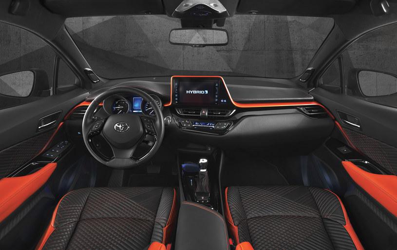 Toyota C-HR Hy-Power /