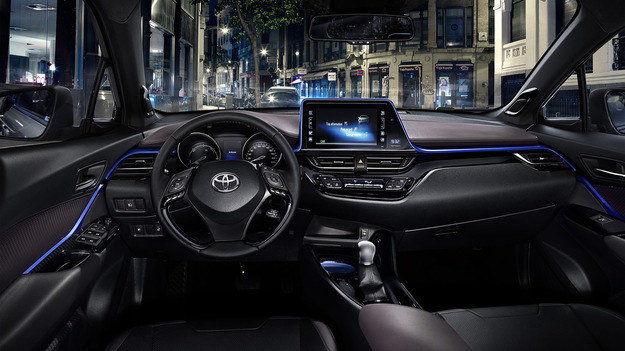 Toyota C-HR /Toyota