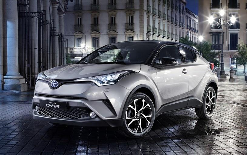 Toyota C-HR /